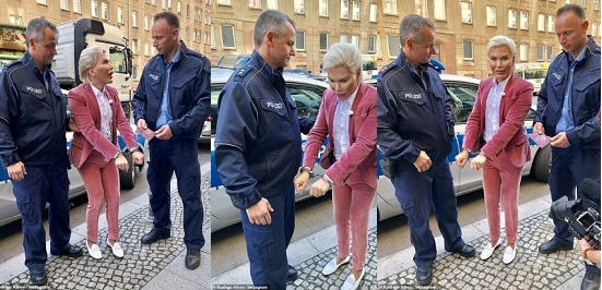 Human Ken Doll Rodrigo Alves arrested in Germany (Photos)