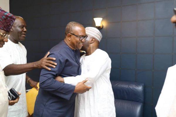 Atiku Abubakar picks Peter Obi