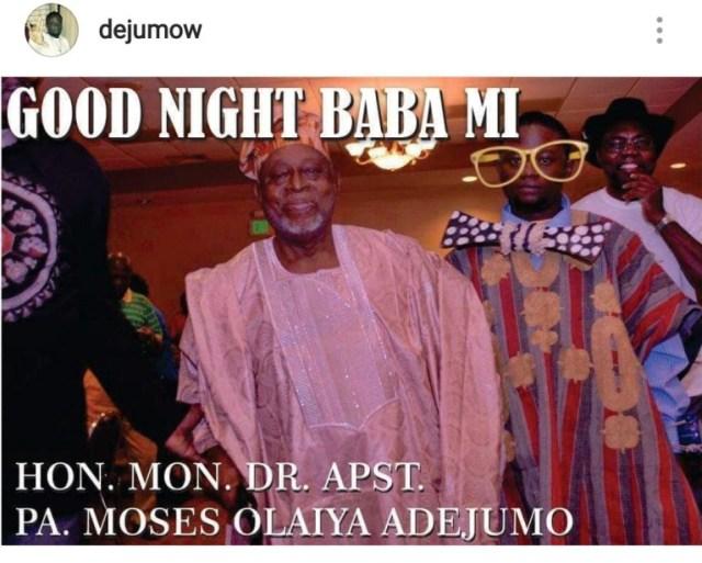 Actor Baba Sala