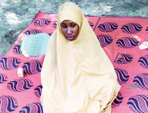 Leah Sharibu's abductors