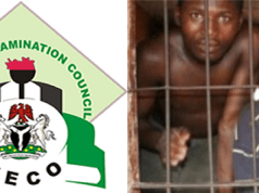 35 prisoners to sit for NECO exams