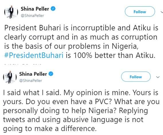 Shina Peller Says