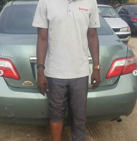 Taxify driver shares story