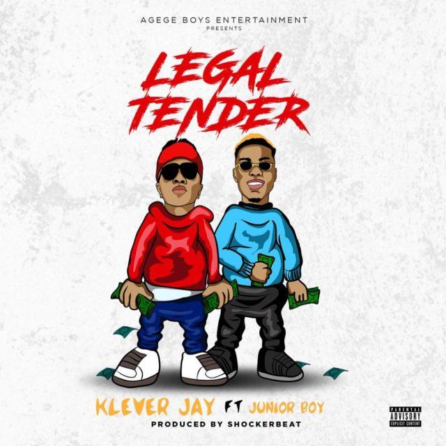Klever Jay Legal Tender