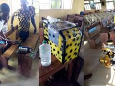 Village School Children invent