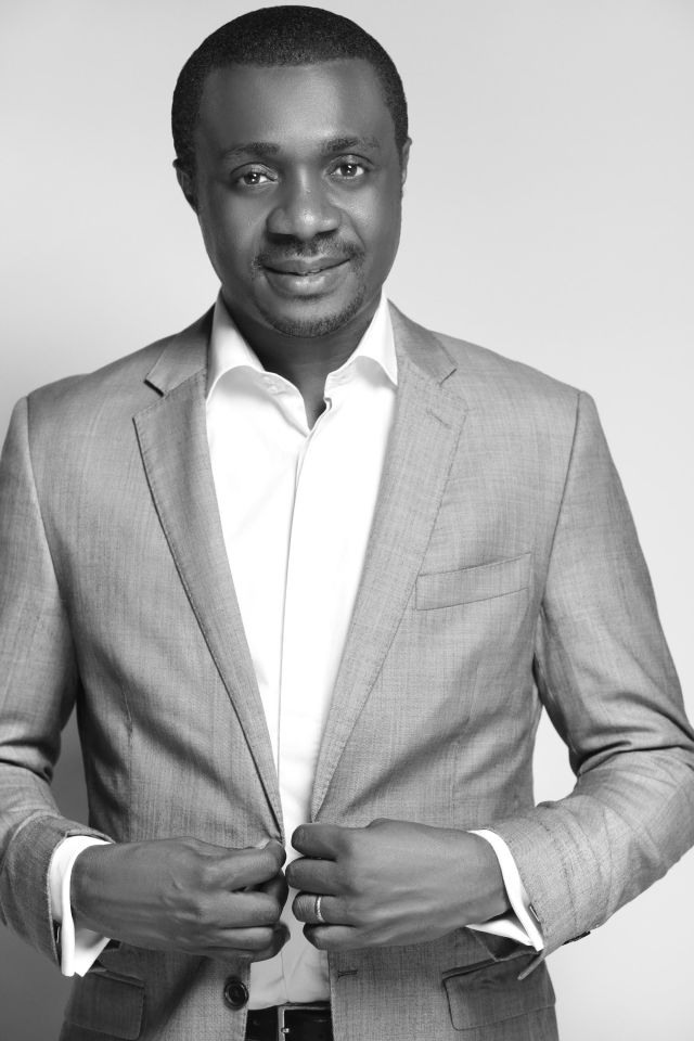 Nathaniel Bassey replies fan who questioned the absence of Oyakhilome;'s ex-wife at their daughter's wedding