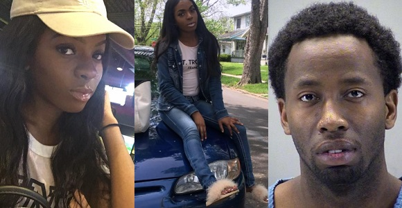 Image result for 17-year-old LaShonda Childs was shot dead by her ex-boyfriend