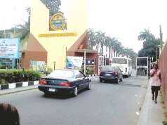 Newly Admitted Students Of UNILAG