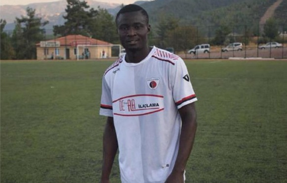 Nigerian Footballer Dies Of Heart Attack In Turkey' During Match