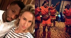 Mikel Obi Russian partner reveals