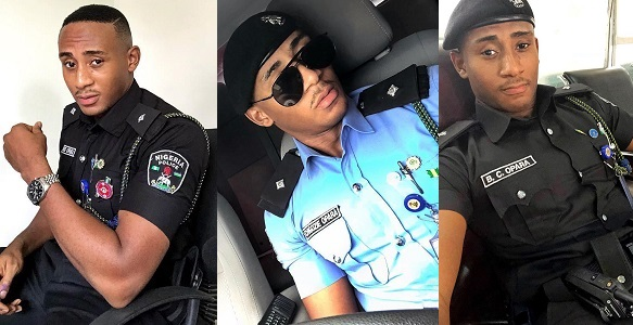 Image result for Meet Bruno Chigozie Opara; Nigeria's Hottest and Most Handsome Police Officer. (PHOTOS)