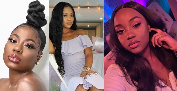 Image result for Chioma has Deleted her Instagram Account Not Long After Davido Celebrates his 2 Baby Mamas