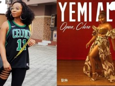 Yemi Alade Open Close