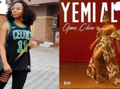 Yemi Alade Open Close