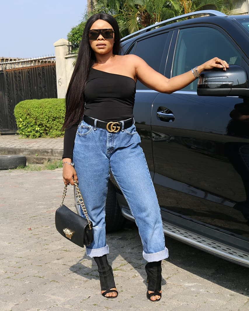 Laura Ikeji reveals how  ladies should handle an unfaithful partner