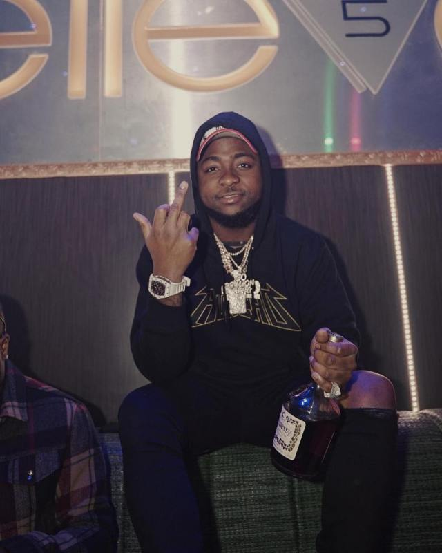 "Nigerian rapper, Idowest slammed for calling Davido ""Jesus of our time"" while celebrating his birthday"