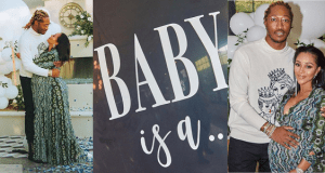 Future attends 5th baby mama baby shower