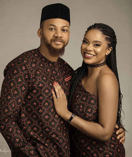 Ex-Enugu state governor's son, Tochuckwu Chime set to wed (See Photos)
