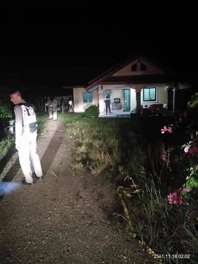 Father Kills Man Who Climbed Into Daughter's Bedroom In The Night (See Photos)