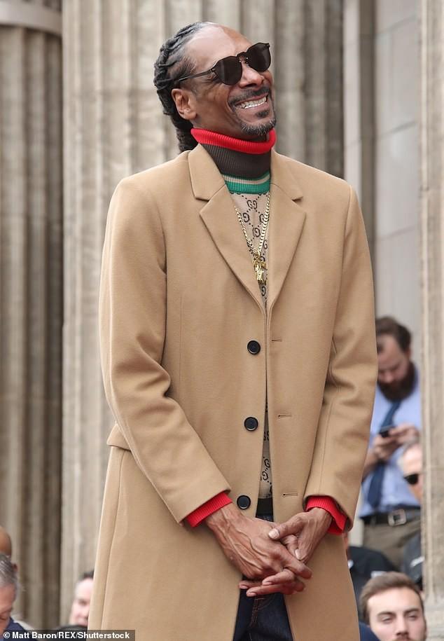 Snoop Dogg gets a star