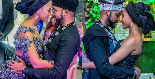 Image result for The secret to Banky W and Adesua Etomi's unfaltering love and successful marriage.