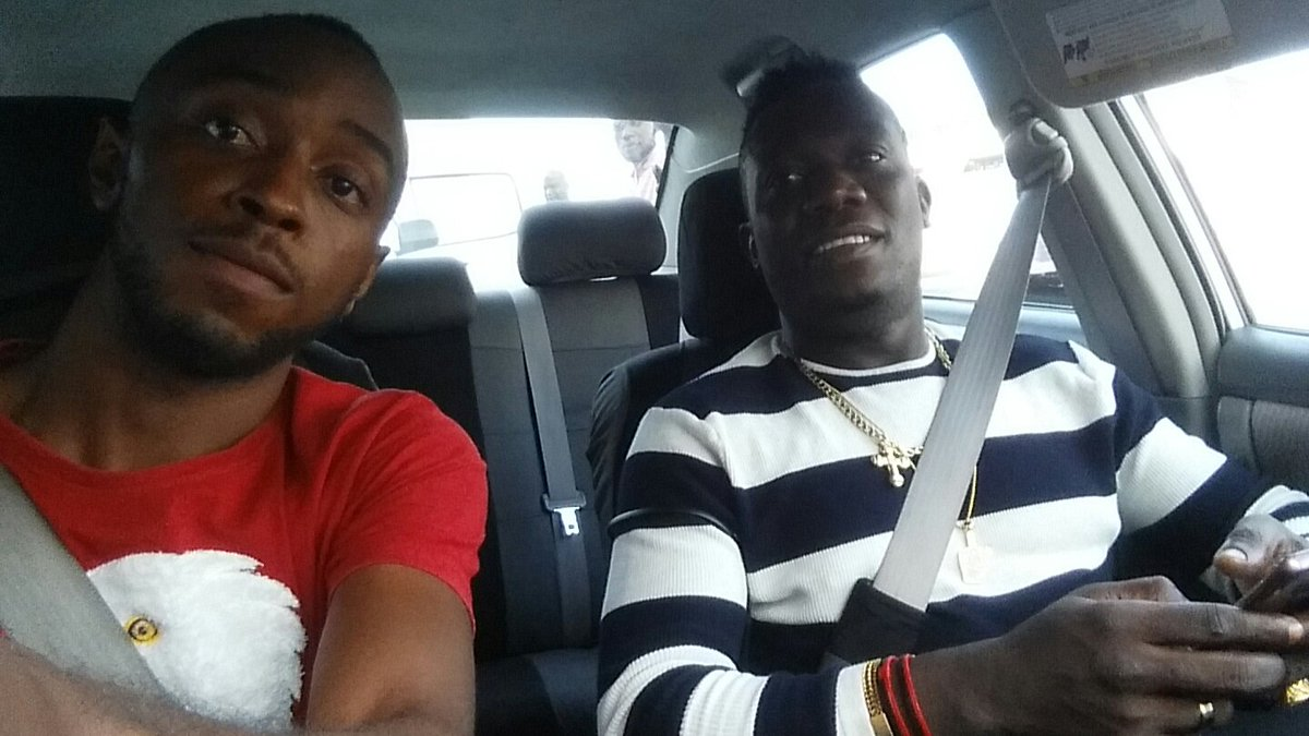 Uber driver calls out Duncan Mighty