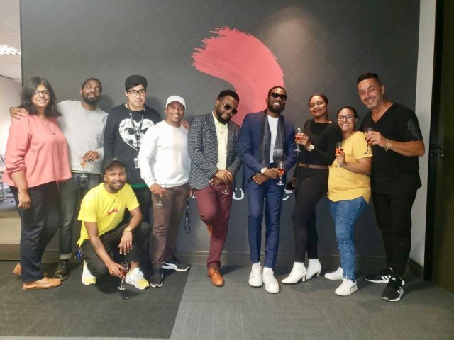 D'banj signs music deal