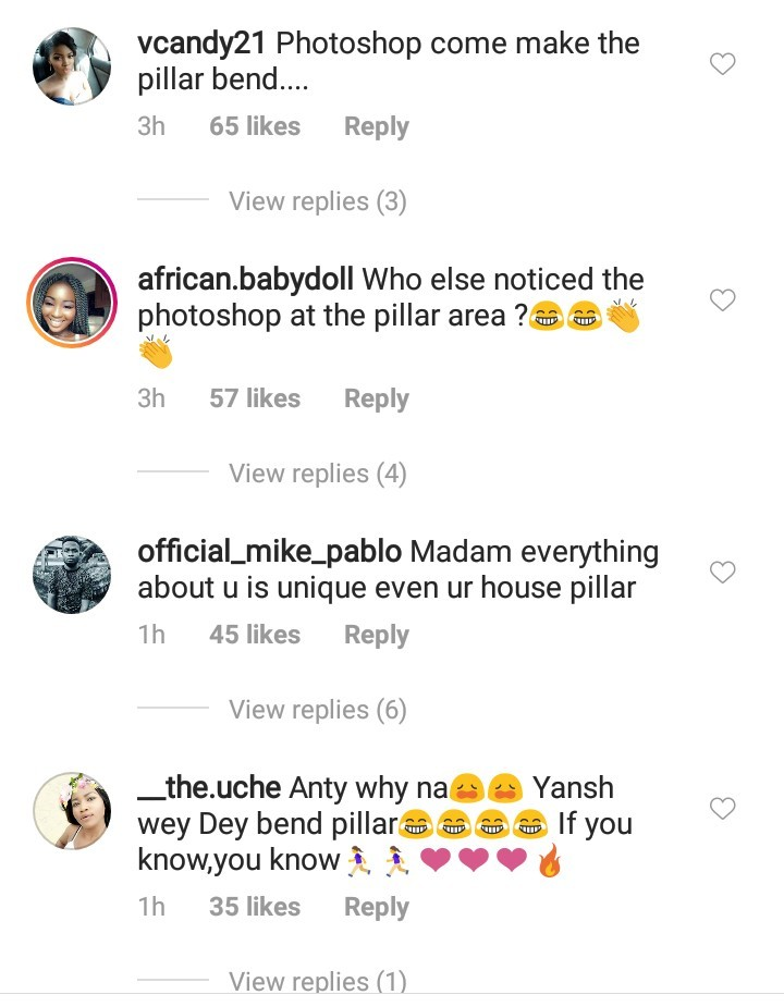 Mercy Aigbe suffers
