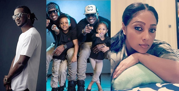 Image result for Paul Okoye slammed for shading brother, Peter's wife, Lola Omotayo.