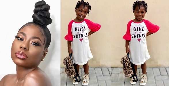 Image result for Sophia Momodu slams IG user who said she dresses Imade in boring clothes