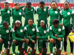 Super Falcons lost to South Africa