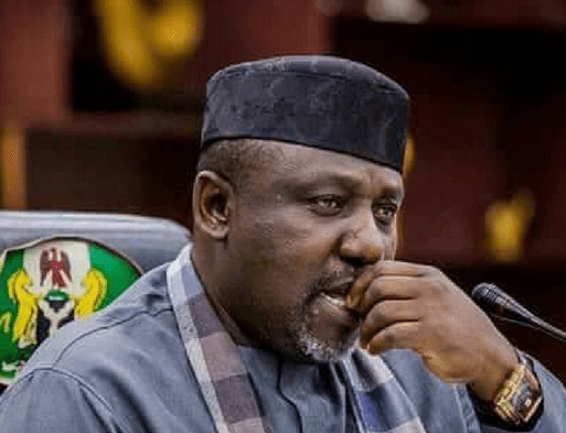 You must go to prison – Mad man tells Imo State Governor, Rochas Okorocha (Video)
