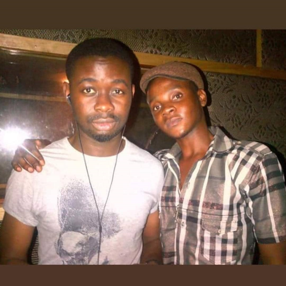 Kizz Daniel shares major throwback photo