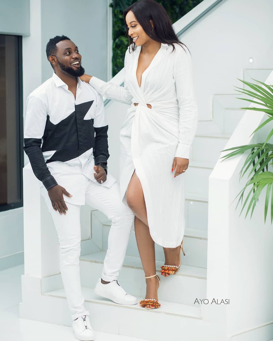 Comedian AY' And Lovely Wife Celebrate Their 10th Wedding Anniversary Today