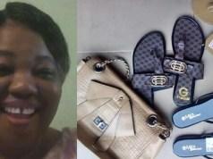 Nigerian woman reveal birthday gifts
