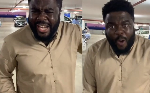 Actor Aremu Afolayan Blasts