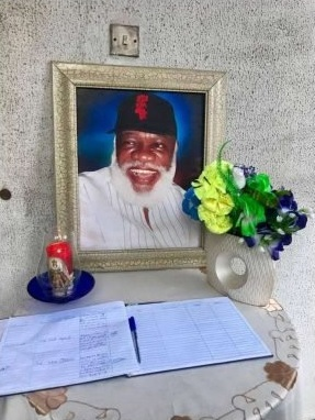 Sylvester Debe Ojukwu is dead