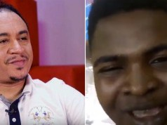 Nigerian Man Warns Daddy Freeze