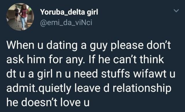 Nigerian Lady Says