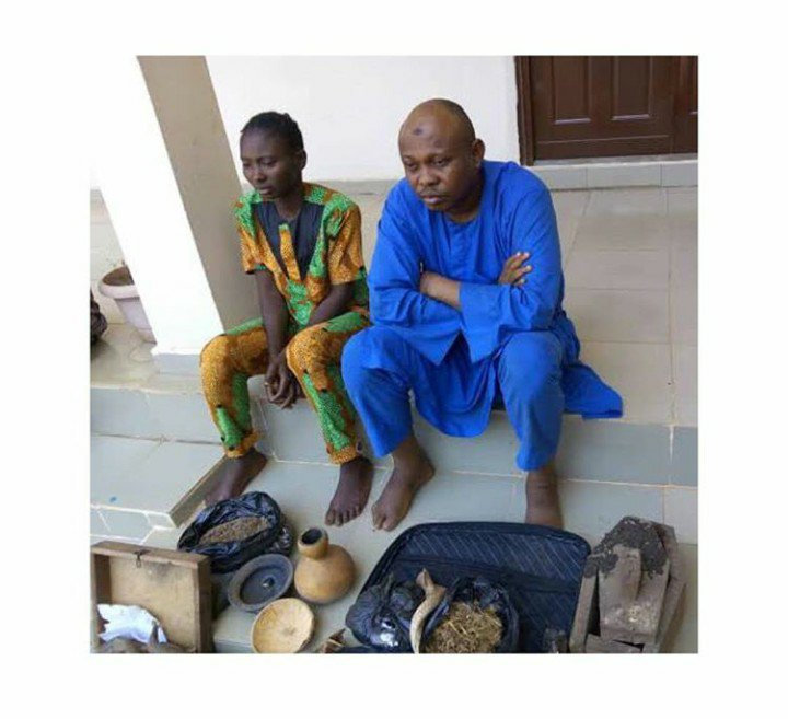 Hospital Attendant And Herbalist Steal Baby's Placenta In Kwara