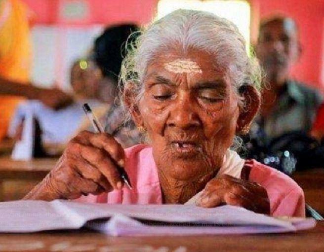Karthyayani Amma scores