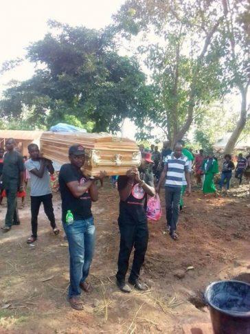 Ochanya buried amidst tears