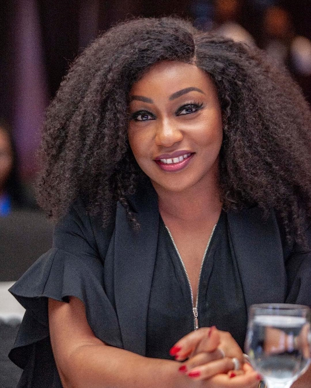 Rita Dominic's phone number leaked by Nina's hacker