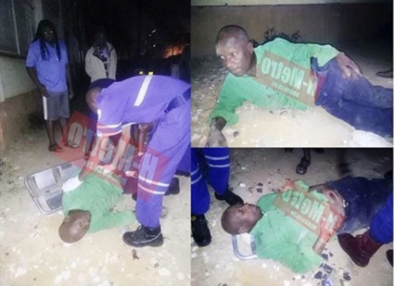 Postitute Throws Man From Third Floor For Refusing To Pay Her