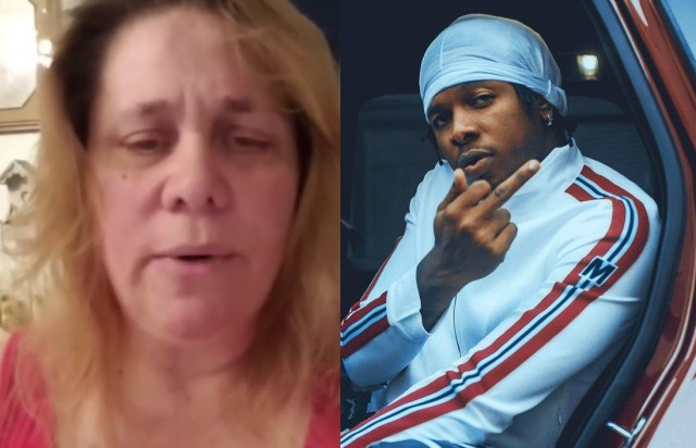 White woman accuses Runtown