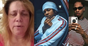 White woman accuses Runtown