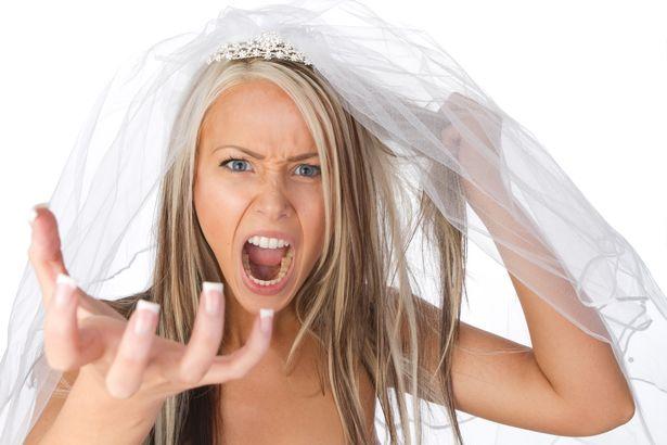 Groom cancels wedding