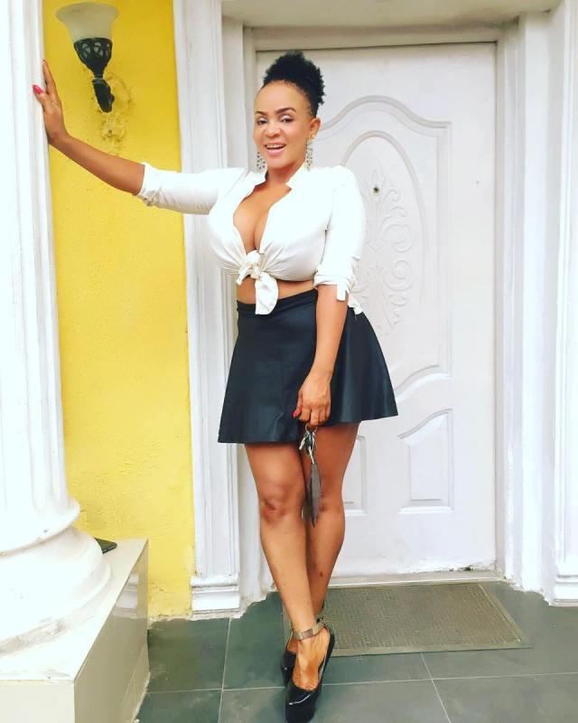 Cossy Orjiakor turns online beggar