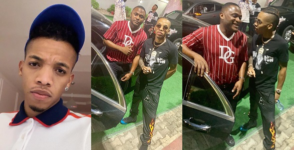 Image result for Tekno back in the country after undergoing treatment for his damaged vocal box (Photos)