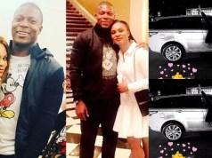 Yakubu Ayegbeni buys wife Range Rover